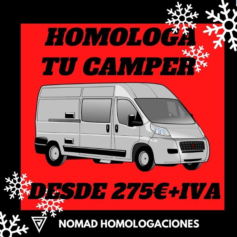 homologa camper